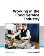 Image for the textbook titled Working in the Food Service Industry