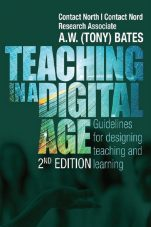 Image for the textbook titled Teaching in a Digital Age - Second Edition