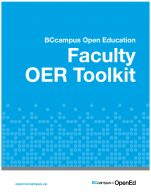 Image for the textbook titled Faculty OER Toolkit