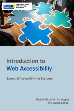 Image for the textbook titled Introduction to Web Accessibility