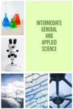 Image for the textbook titled Intermediate General and Applied Science Course
