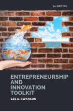 Image for the textbook titled Entrepreneurship and Innovation Toolkit