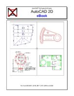 Image for the textbook titled AutoCAD 2D eBook