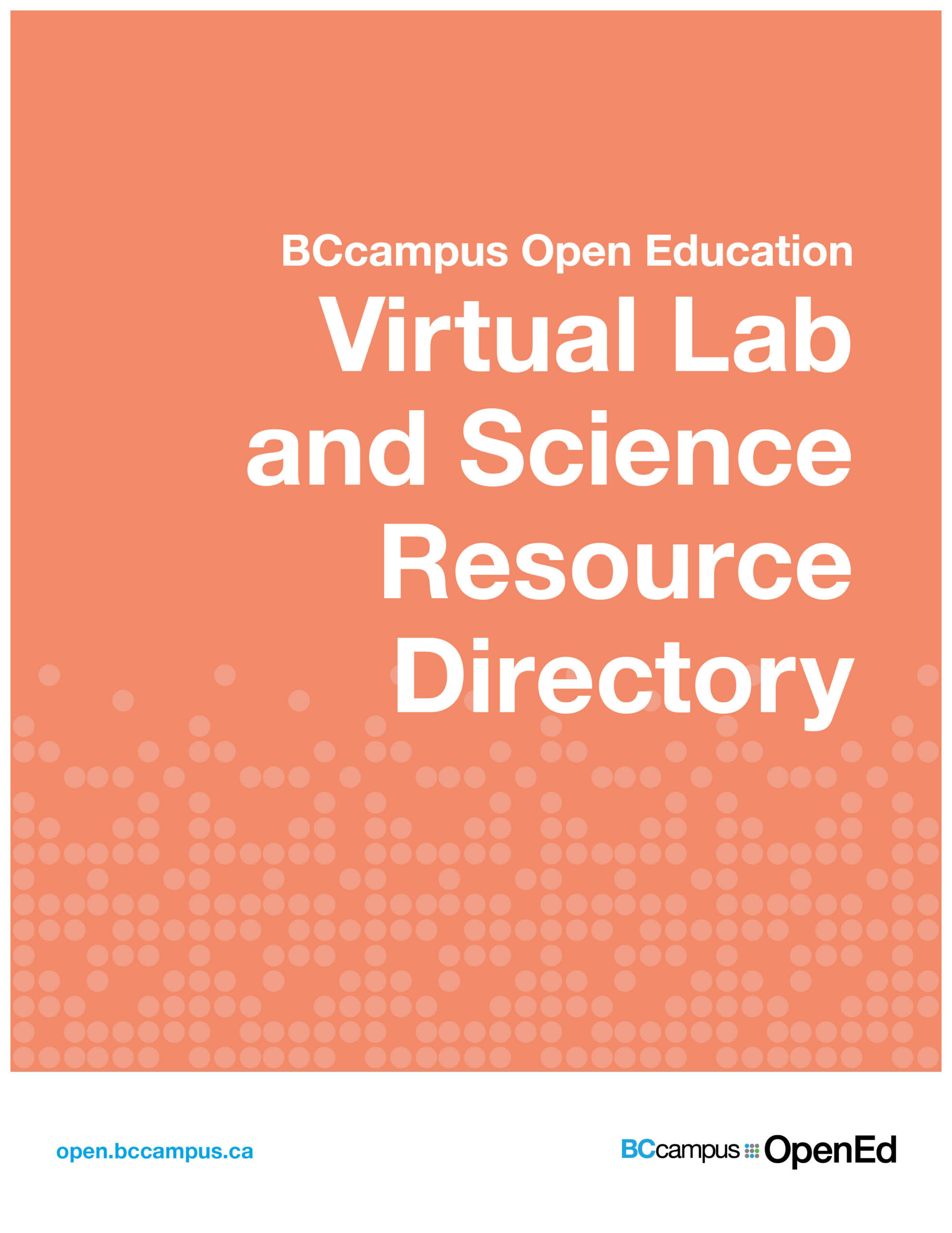 Image for the textbook titled Virtual Lab and Science Resource Directory