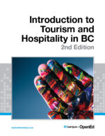 Image for the textbook titled Introduction to Tourism and Hospitality in BC - 2nd Edition