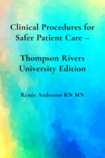 Image for the textbook titled Clinical Procedures for Safer Patient Care - Thompson Rivers University Edition