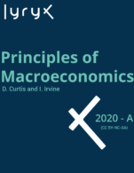Image for the textbook titled Principles of Macroeconomics (Lyryx)
