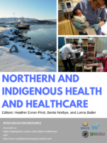 Image for the textbook titled Northern and Indigenous Health and Healthcare