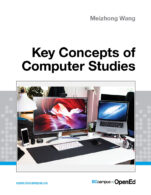 Image for the textbook titled Key Concepts of Computer Studies