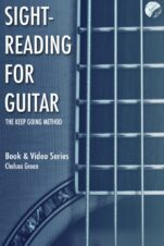 Image for the textbook titled Sight-Reading for Guitar