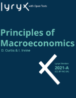 Image for the textbook titled Principles of Macroeconomics - 2021A (Lyryx)