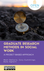 Image for the textbook titled Graduate Research Methods in Social Work