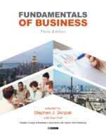 Image for the textbook titled Fundamentals of Business - 3rd Edition